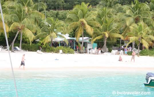 The Soggy Dollar Bar Jost Van Dyke, British Virgin Islands photo